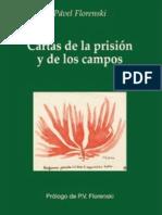 Pavel Florenski - Cartas de La Prisión y de Los Campos