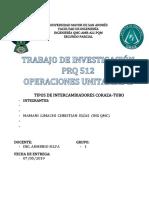 Investigacion Coraza Tubo Grupo 1