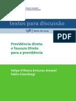 PRFol214636_Previdencia Direta o Tesouro Direto Para Previdencia_TD 138_ Compl_P_BD