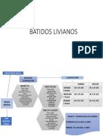 BATIDOS LIVIANOS 2