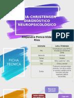 Test de Luria-Christensen