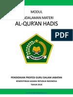 Modul PPG Qur'an Hadits - jalurppg.blogspot.com.pdf