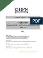 30 GPC Infeccion Urinaria No Complicada HPN 2014