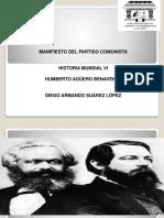 Marx y Engels Exposición