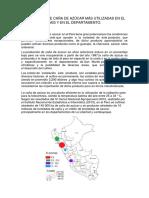 VARIEDADES DE CAÑA DE AZÚCAR MÁS UTILIZADAS EN EL PAÍS Y EN EL DEPARTAMENTO.docx
