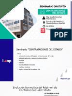 Contrataciones Del Estado..Perú UNMSM