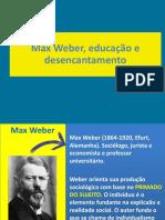 Weber Apresentação