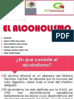 Causas y Efectos Del Alcoholismo