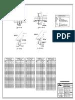 Detalle Tipico Dados de Anclaje Con Pendiente-AP-06