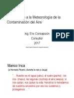 Lectura 1 - Introducción a La Meteorología de La Calidad Del Aire