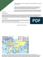 Motivaciones de La Expansión Geográfica
