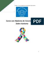 Concienciación Sobre Autismo-Módulo 1