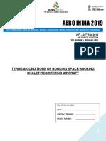 Aero Contract 2019