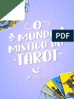 Mundo Místico Do Tarot