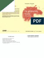 Genocidio Veloz