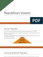 Republican Visions