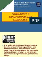 1. Liderazgo y Dimensiones Dle Liderazgo