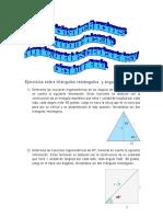 Unidad X Ejercicios sobre triángulos rectángulos y funciones trigonométricas.docx