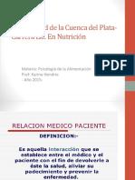 Power Point- Clase Modelos de Relacion Medico- Paciente