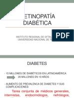 Retinopatia Diabetica_capacitación Mëdicos Presentación Final