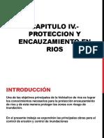 Proteccion y Encauzamiento en Rios