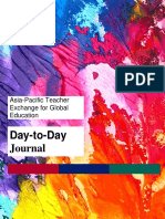 Day to Day Journal