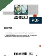 Seminario Ergonomía Periodoncia II