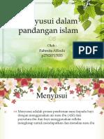 Menyusui dalam islam