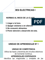 Redes Eléctricas I Clase 2