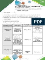 Practica 1 y 2 Informe de Quimica Organica