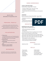 resume canva