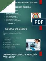 TECNOLOGOS MEDICOS