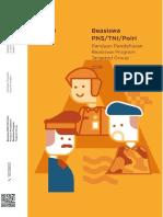 Booklet Beasiswa PNS TNI Dan POLRI Tahun 2019 10052019