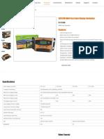 ST-C1240 - PWM Solar Controller - Foshan Suoer Electronic Industry Co.,Ltd