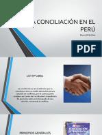 LA CONCILIACIÓN EN EL PERU.pptx