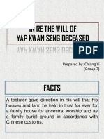 IN RE THE WILL OF YAP KWAN SENG.pptx