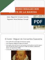 EL INGENIOSO HIDALGO DON QUIJOTE DE LA MANCHA.pptx