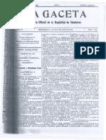 Ley de Contrabando y Defraudaciones Ficales Decreto No.31 (22 de Junio de 1925)
