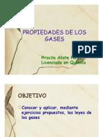 Clase 9 Propiedades de Los Gases
