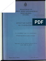 Effect of Xanthate in Cyanidation.pdf