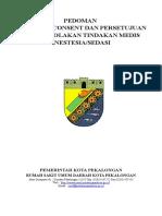 Cover Pedoman Pengorganisasian