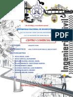 Arquitectura - Centro Comercial.docx