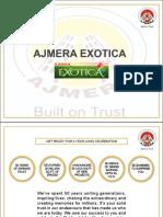 Ajmera Exotica