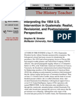(Ohio RIS Latin America Series) Stephen M. Streeter - Managing the Counterrevolution_ the United States & Guatemala, 1954-1961-Ohio University Press (2001)