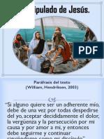 El Discipulado de Jesus