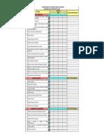 Cronograma Fase de Planeacion