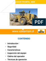 Cargador frontal 988K Caterpillar