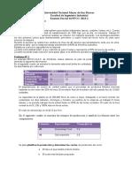 Examen Parcial 2013- II
