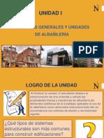 01 Clase Diseño de Albañileria