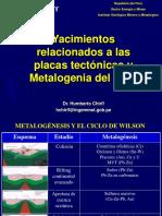 YACIMIENTOS RELACIONADOS A LAS PLACAS TECTÓNICAS Y METALOGENIA DEL PERÚ.pdf